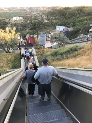 Medora North Dakota attraction entertainment