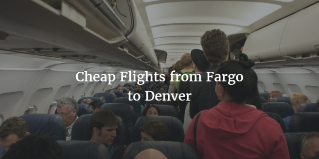 inexpensive flights to denver on frontier