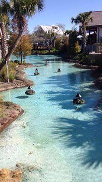 Water at Disney Springs