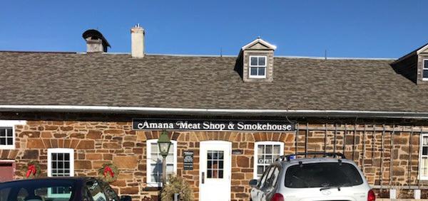 Amana Meat Shop and Smokehouse Iowa