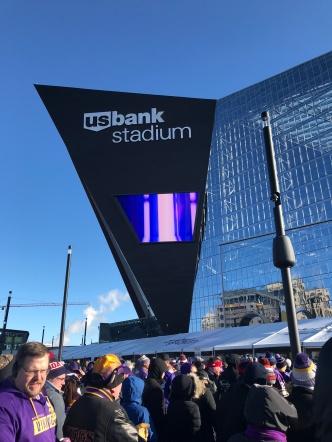 US Bank Stadium Minneapolis home to Super Bowl 52