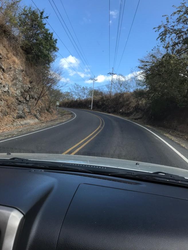 road conditions in Costa Rica